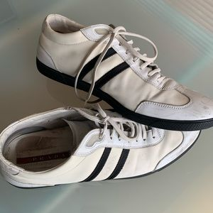 Prada men sneakers size 10